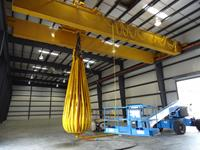 40 Ton, Double Girder project, 40' span(Loading Testing